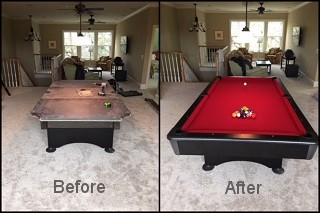 expert pool table repair in Port Townsend content img2