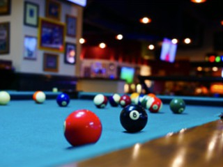 Expert pool table setup in Port Townsend content img2